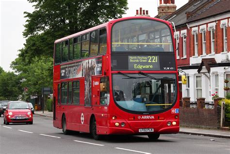 london bus routes route  edgware turnpike lane station
