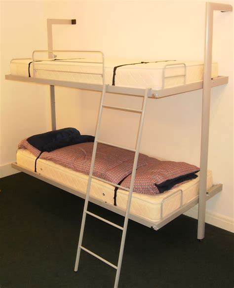 Fold Out Beds by Foldaway Bunk Bed Wallbunk Otthon Bunk Bed