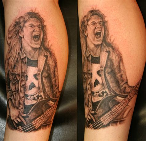 cliffs tattoos cliff burton by tattooedone on deviantart
