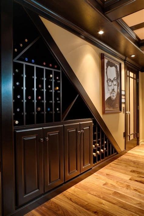 wine storage under stairs in wall wine storage for under stairs home sweet home pinterest