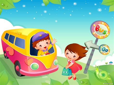 wallpaper cartoon school free wallpapers for kids wallpaper cave