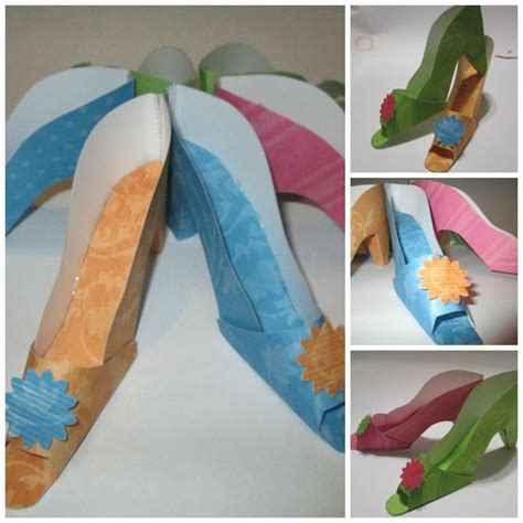 Paper Shoe Craft - paper shoe craft how is this crafts