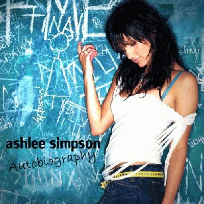 ashlee simpson music ashlee simpson autobiography album review sputnikmusic