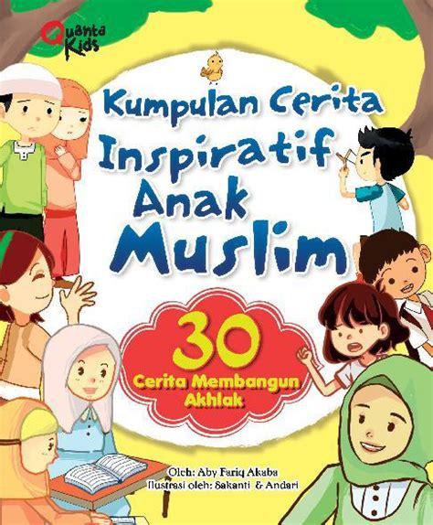 contoh bio lucu jual buku kumpulan cerita inspiratif anak muslim oleh