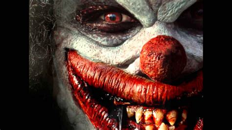 Or Scary Evil Scary Clown Wallpaper Wallpapersafari