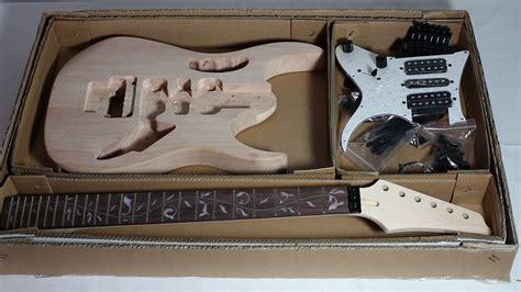 Diy Kit by Diy Jem Guitar Kit From Ebay Build Jemsite