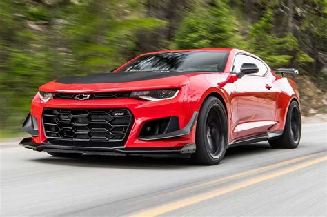 chevrolet camaro zl le  test review motortrend