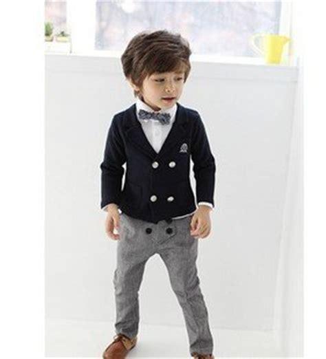 Kaos Rockabilly V Navy children set children suspender trousers boy s