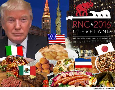donald trump food donald trump i like asian italian mexican i like it