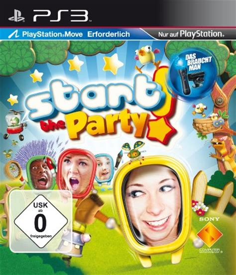 Start the Party! (Move erforderlich)   PlayStation