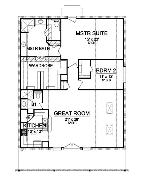 deer house plans deer house plans deer crossing 9119 2 bedrooms and 2 5 baths the house designers