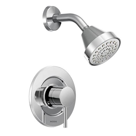 Moen Voss Posi Temp Single Moen Align Single Handle Posi Temp Shower Faucet Trim Kit