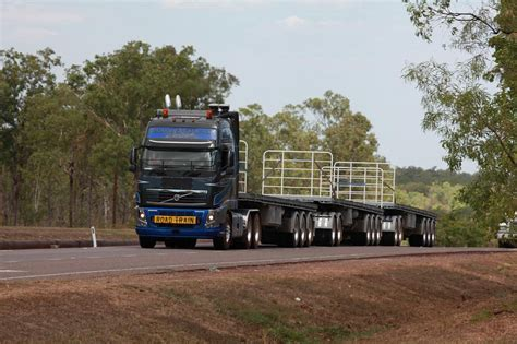 volvo truck prices in australia heavy haulage volvo truck stuart highway near palmerston