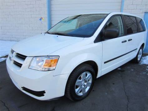 how things work cars 2009 dodge grand caravan electronic valve timing sell used 2009 dodge grand caravan cargo work van 1 owner shelves locking drawers clean in
