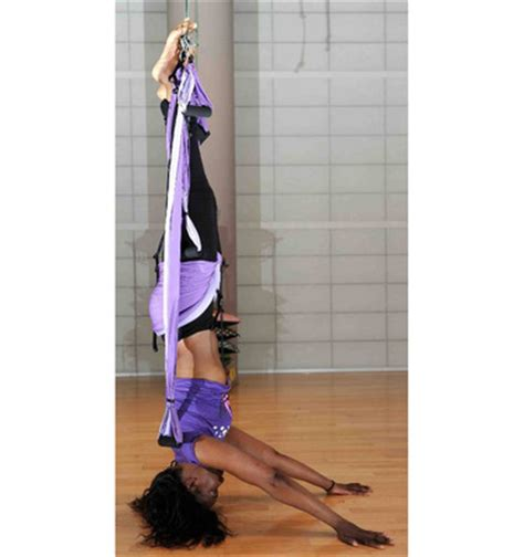 zero gravity yoga swing zero gravity yoga my first article for yoga magazine