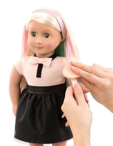 46cm fashion doll our generation amya 46cm deco doll to learn toys