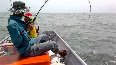 pancing haruan tasik laut pekan
