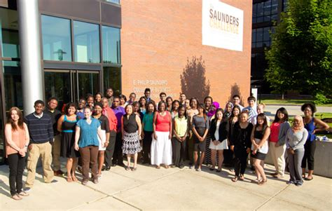Saunders Rit Mba Cost by Rcsd Apprentices Complete Summer School Program At