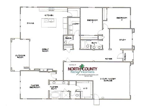 Floor Plan Collection by Heritage Collection At Grove Floor Plans
