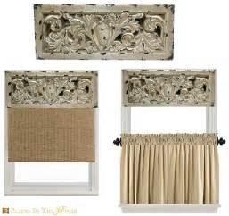 Cornice Window Treatments Ideas Bathroom Window Treatment Ideas Places In The Home