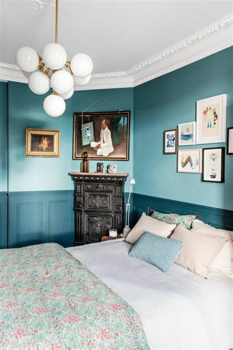 Déco Chambre Bleue by Chambre Bleu Et Jaune