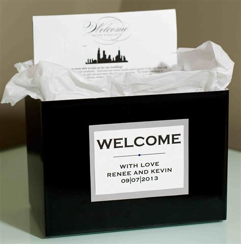 Wedding Welcome Bags by Wedding Welcome Bags How You Should Pack Yours Inside