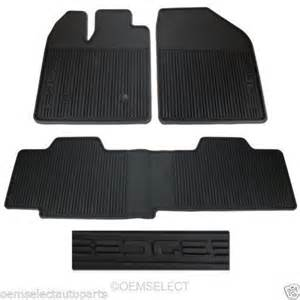 Car Floor Mats Ford Edge Ford Edge Floor Mats Ebay