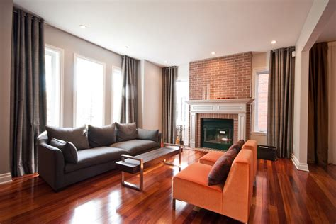 family room fireplace brick fireplace mantel living room contemporary with