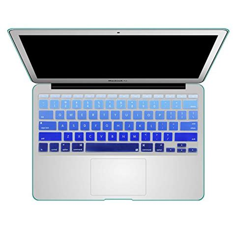 Ipearl Macbook Air 11 Colorful Keyboard Skin Purple 1 keyboard mice accessories litop 174 11 6 inch light blue color thin silicone keyboard cover