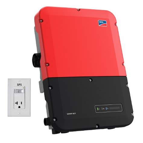 3 Mppt Inverter by Sma Boy 3 0 Us 3kw String Inverter W Sps 2 Mppt