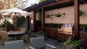 Kitchen Design Ideas For Small Galley Kitchens outdoor kitchen design ideas amp pictures hgtv