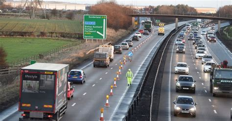 major traffic delays   northbound  closed  accident involving jack knifed lorry