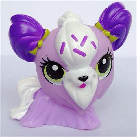 shih tzu shoo lps 3334 shih tzu husky littlest pet shop collection figure