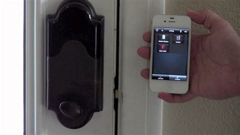 front door light with camera control4 automation of lights thermostats security