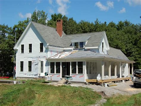 modern home design new england new england ranch house plans