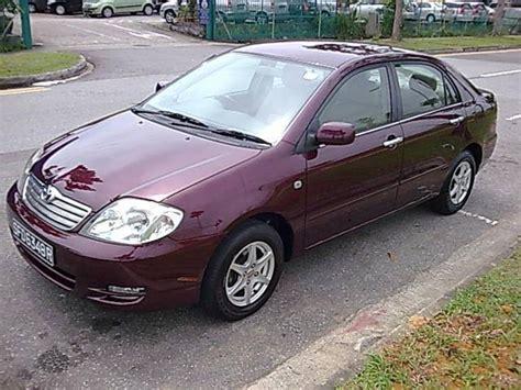 2003 Toyota Corolla 2003 Toyota Corolla Photos