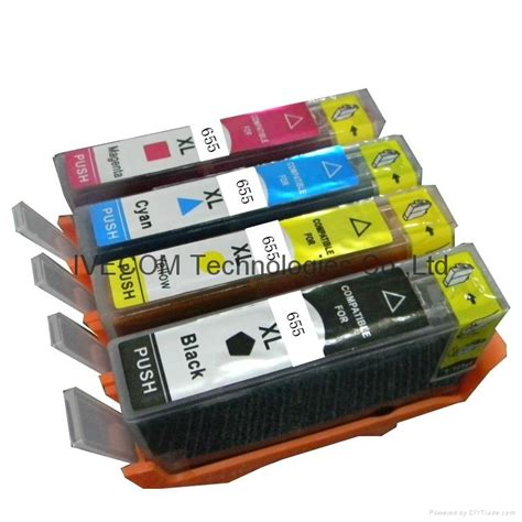 Cartridge Printer Hp 655 Kosong compatible hp655 inkjet cartridge for hp 3525 5525 4615