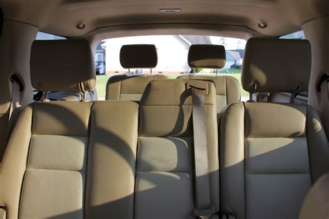 2009 Ford Explorer Interior by 2009 Ford Explorer Review Cargurus