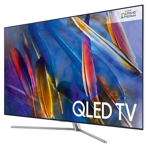 Samsung Qled 65 by Samsung Qe65q7f 65 Quot 4k Ultra Hd Hdr Smart Qled Flat Tv