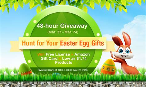 Easter Giveaway - giveaway for easter easeus software