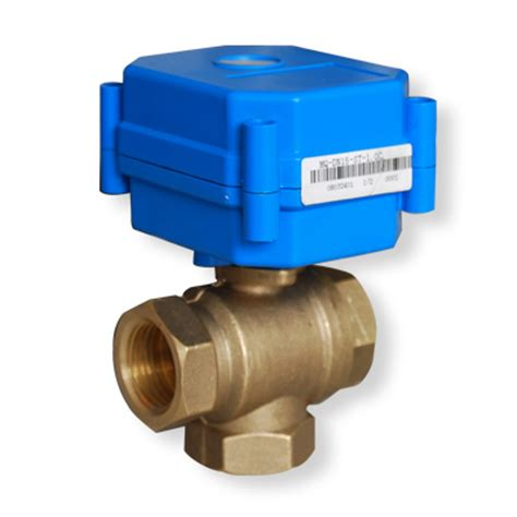Motorized Valve 2 5 electric actuated valve