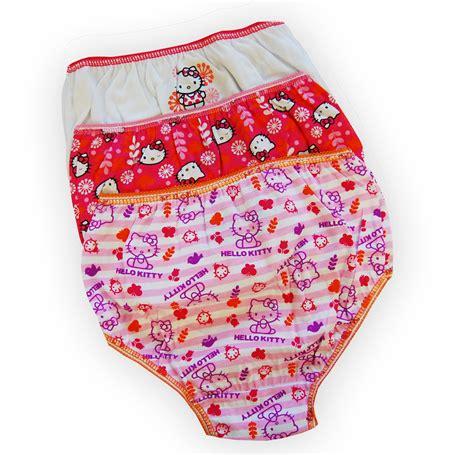 Ariel Wall Stickers hello kitty girls underwear panty by hanes potty