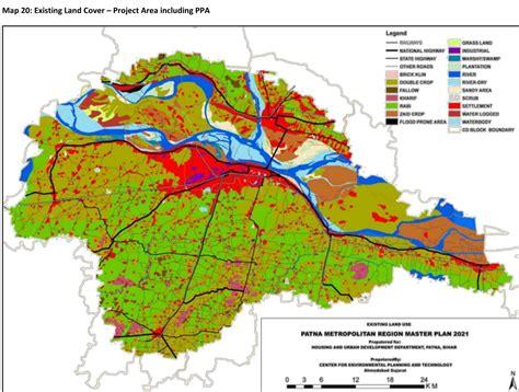 online land layout patna master plan 2031 report patna master plan 2031 map