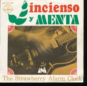 strawberry alarm clock incense peppermints 3 mexico ep w ps gamma ebay