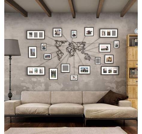 Carte Du Monde Decoration