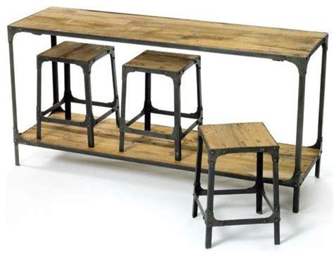 Sofa Table Design Sofa Table With Stools Awesome Sofa Table With Stools Underneath