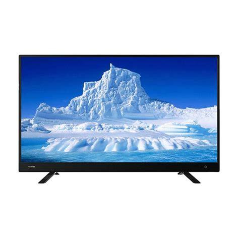 Tv Led Toshiba Cevo 32 jual toshiba 32l3750 smart led tv hitam 32 inch