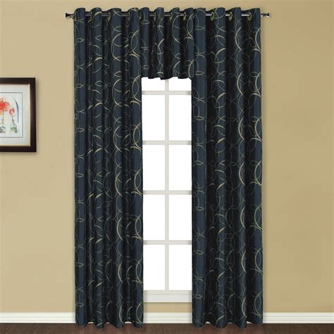 grommet valance curtains sinclair lined grommet curtain panel curtain bath outlet