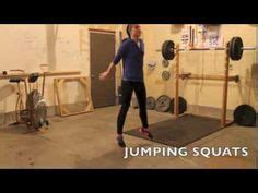 6 week at home crossfit inspired workouts week 1 tone and tighten with a rebounding six week workout