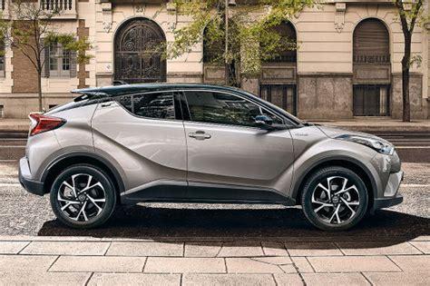 Auris Hybrid Interior Toyota C Hr 2016 Vorstellung Ps Marktstart Preis